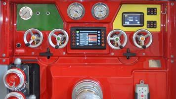Lentner-Pumpenbedienstand